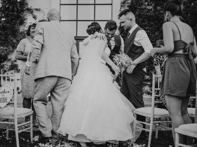 La boda de Adam y Rochelle en Alaro, Islas Baleares 110