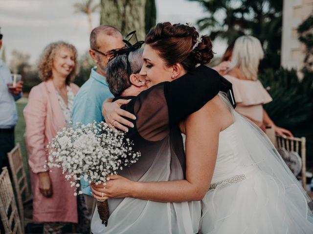 La boda de Adam y Rochelle en Alaro, Islas Baleares 111