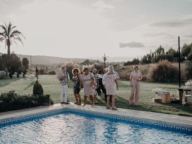 La boda de Adam y Rochelle en Alaro, Islas Baleares 119