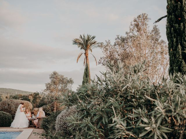 La boda de Adam y Rochelle en Alaro, Islas Baleares 120