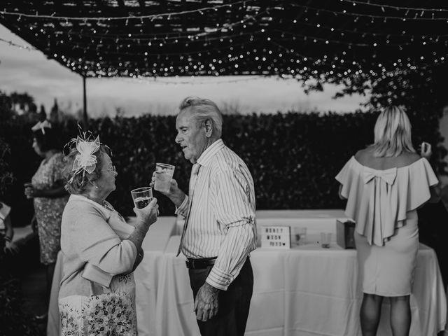 La boda de Adam y Rochelle en Alaro, Islas Baleares 121