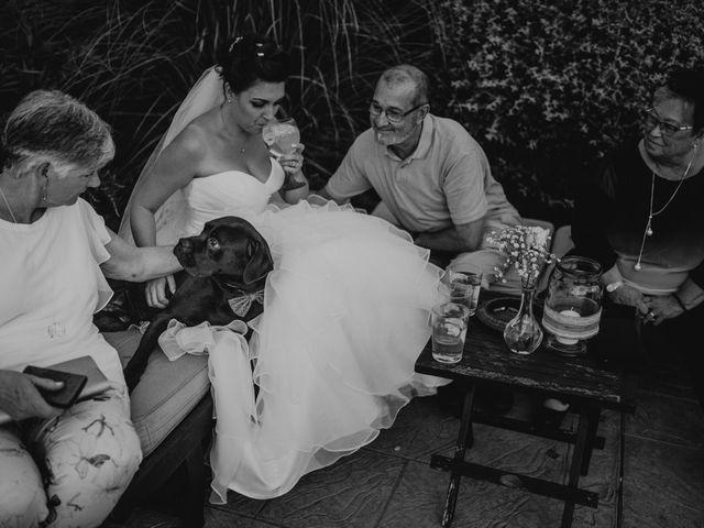 La boda de Adam y Rochelle en Alaro, Islas Baleares 126