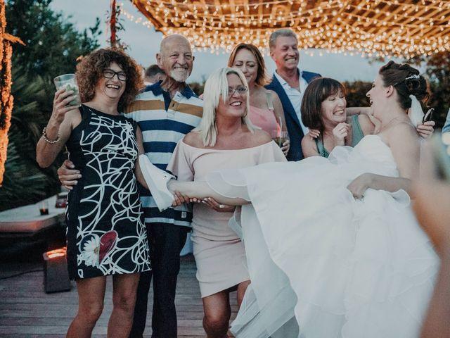 La boda de Adam y Rochelle en Alaro, Islas Baleares 128