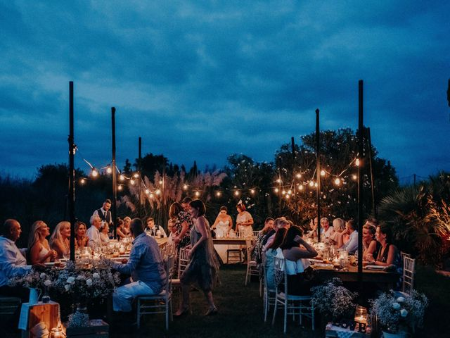 La boda de Adam y Rochelle en Alaro, Islas Baleares 131