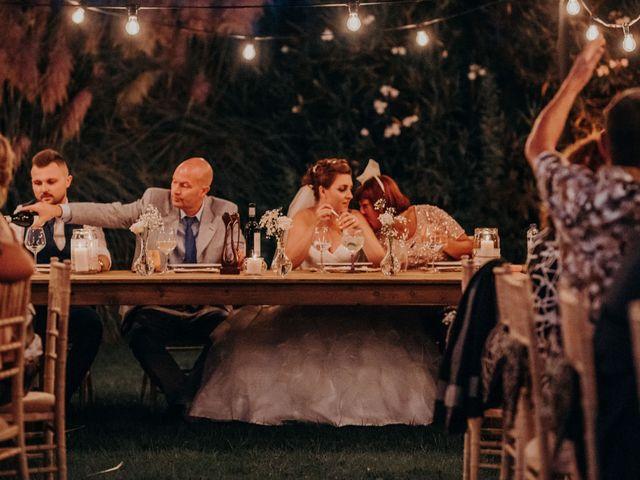 La boda de Adam y Rochelle en Alaro, Islas Baleares 133