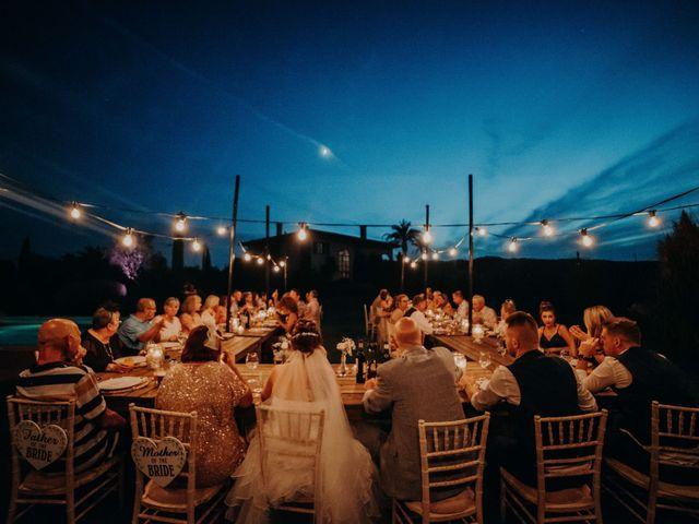 La boda de Adam y Rochelle en Alaro, Islas Baleares 134