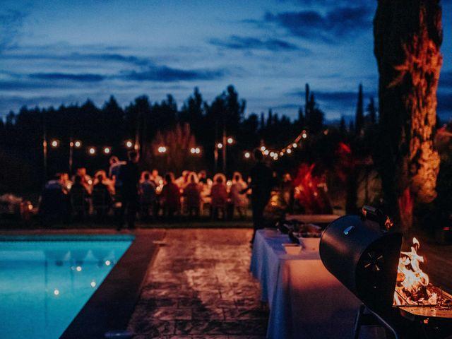 La boda de Adam y Rochelle en Alaro, Islas Baleares 135