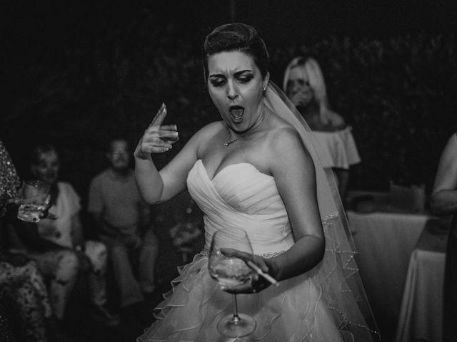 La boda de Adam y Rochelle en Alaro, Islas Baleares 150