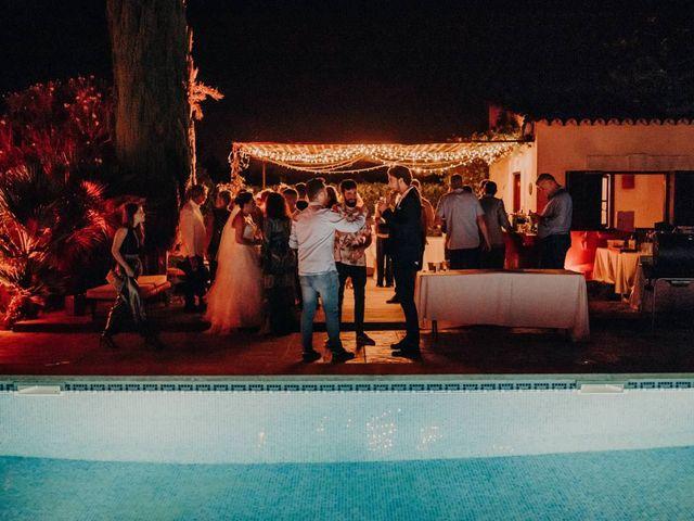 La boda de Adam y Rochelle en Alaro, Islas Baleares 152