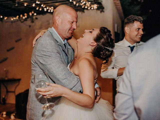 La boda de Adam y Rochelle en Alaro, Islas Baleares 154
