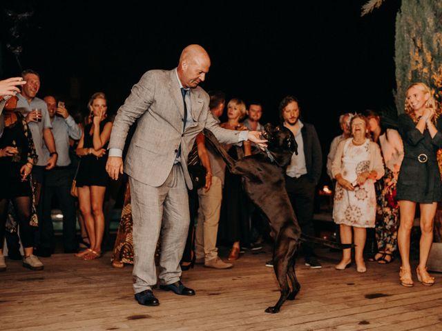 La boda de Adam y Rochelle en Alaro, Islas Baleares 172