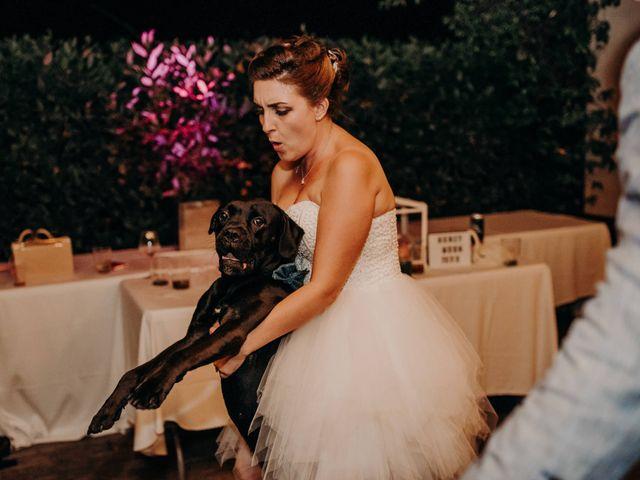 La boda de Adam y Rochelle en Alaro, Islas Baleares 173