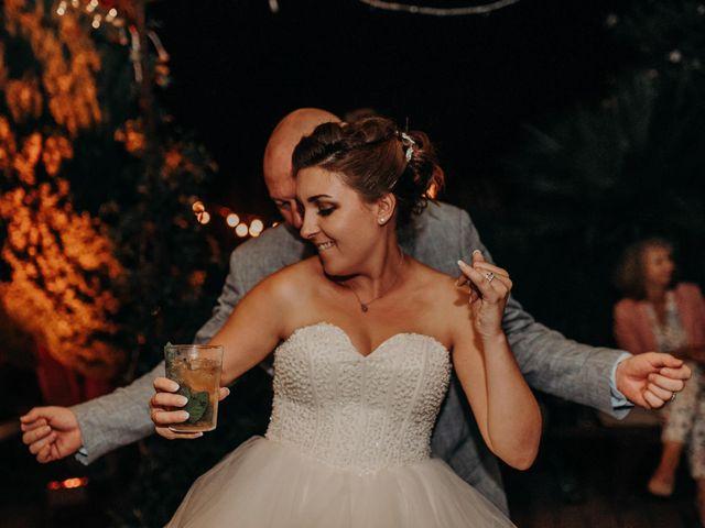 La boda de Adam y Rochelle en Alaro, Islas Baleares 176