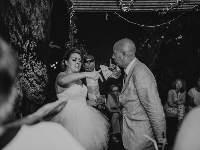 La boda de Adam y Rochelle en Alaro, Islas Baleares 178