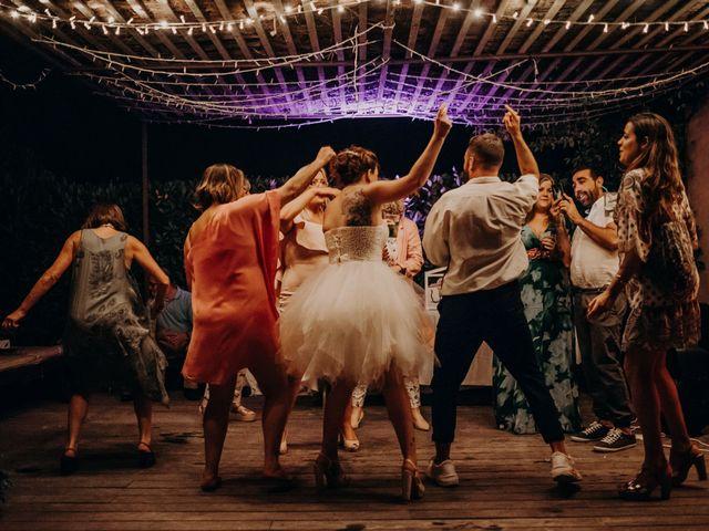 La boda de Adam y Rochelle en Alaro, Islas Baleares 181