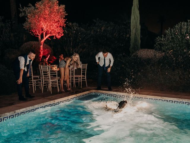 La boda de Adam y Rochelle en Alaro, Islas Baleares 193