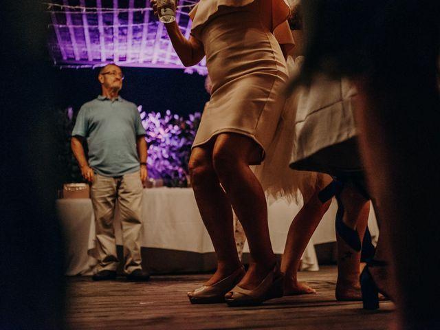 La boda de Adam y Rochelle en Alaro, Islas Baleares 195