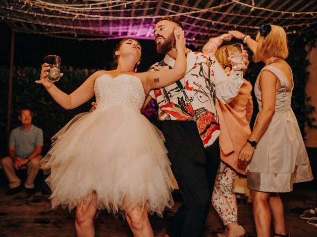 La boda de Adam y Rochelle en Alaro, Islas Baleares 197
