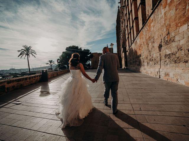 La boda de Adam y Rochelle en Alaro, Islas Baleares 200