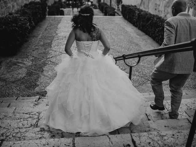 La boda de Adam y Rochelle en Alaro, Islas Baleares 202