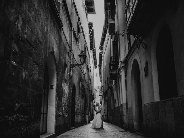 La boda de Adam y Rochelle en Alaro, Islas Baleares 204
