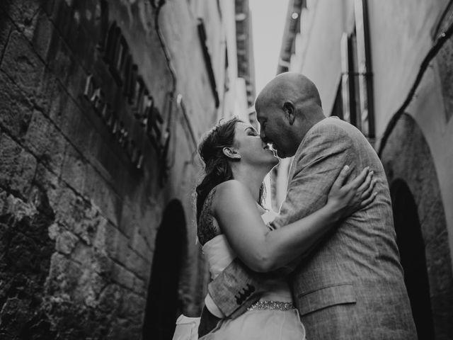 La boda de Adam y Rochelle en Alaro, Islas Baleares 205