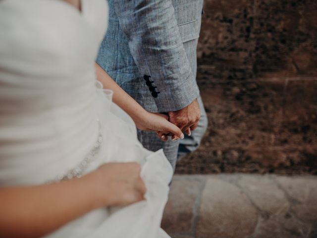 La boda de Adam y Rochelle en Alaro, Islas Baleares 212