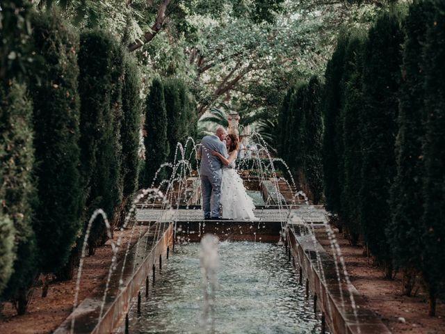 La boda de Adam y Rochelle en Alaro, Islas Baleares 214