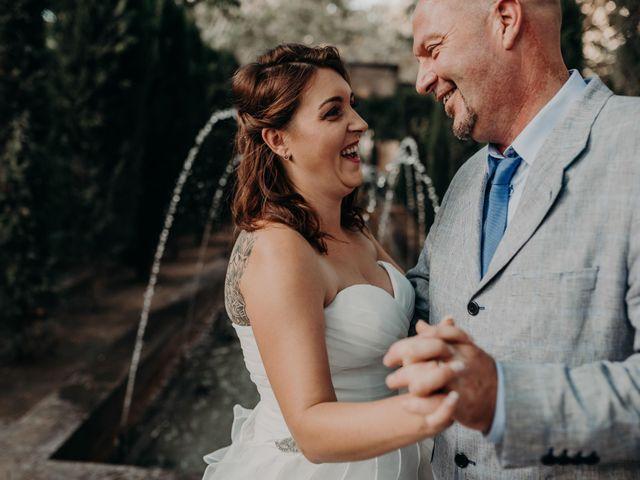 La boda de Adam y Rochelle en Alaro, Islas Baleares 215