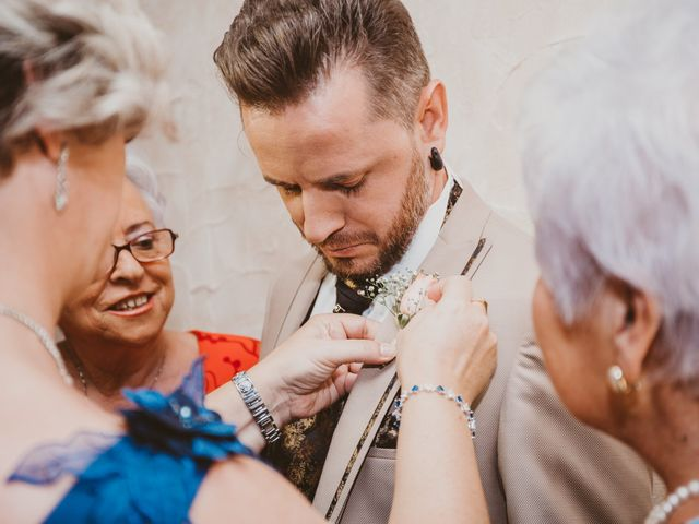 La boda de Felix y Mari en Villena, Alicante 6