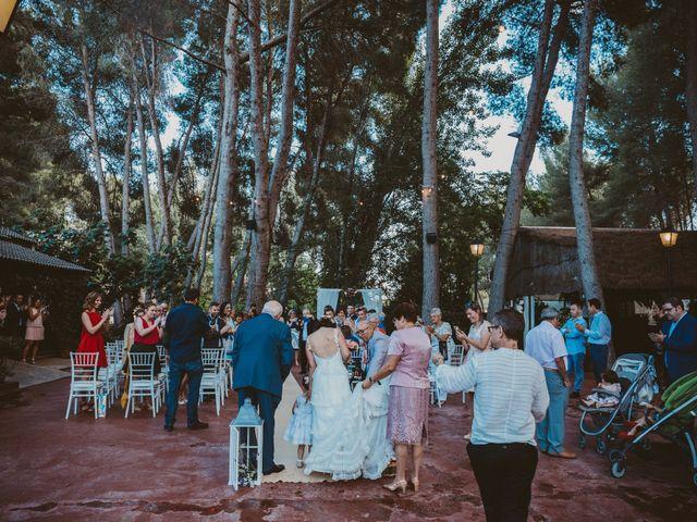 La boda de Felix y Mari en Villena, Alicante 25