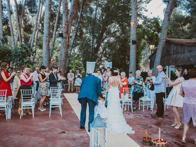 La boda de Felix y Mari en Villena, Alicante 26