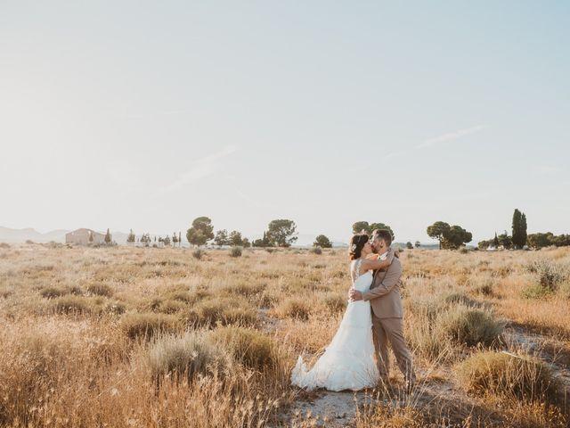 La boda de Felix y Mari en Villena, Alicante 41