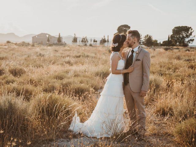 La boda de Felix y Mari en Villena, Alicante 42