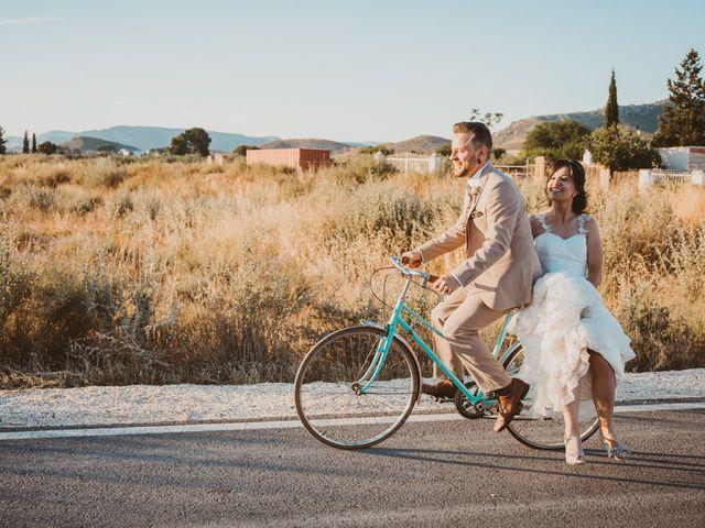 La boda de Felix y Mari en Villena, Alicante 45
