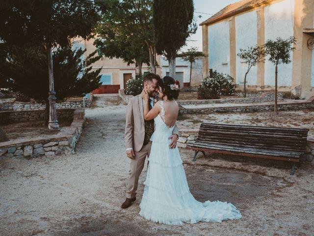 La boda de Felix y Mari en Villena, Alicante 47