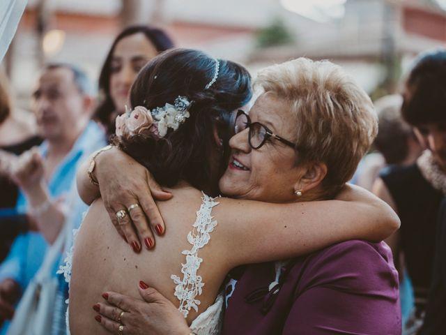 La boda de Felix y Mari en Villena, Alicante 84
