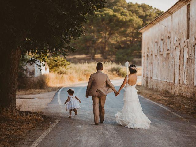 La boda de Felix y Mari en Villena, Alicante 90