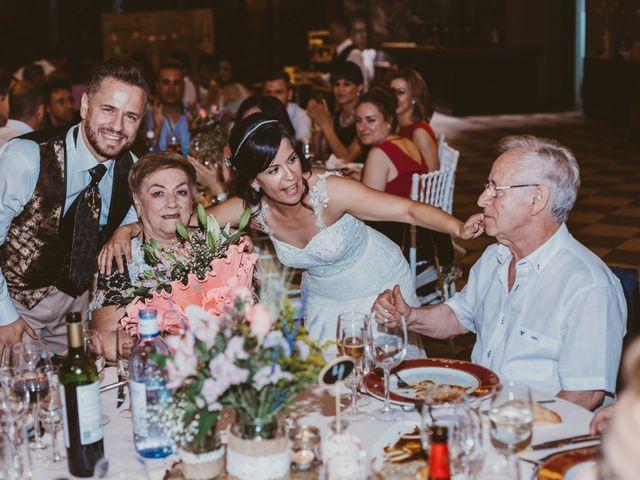 La boda de Felix y Mari en Villena, Alicante 101