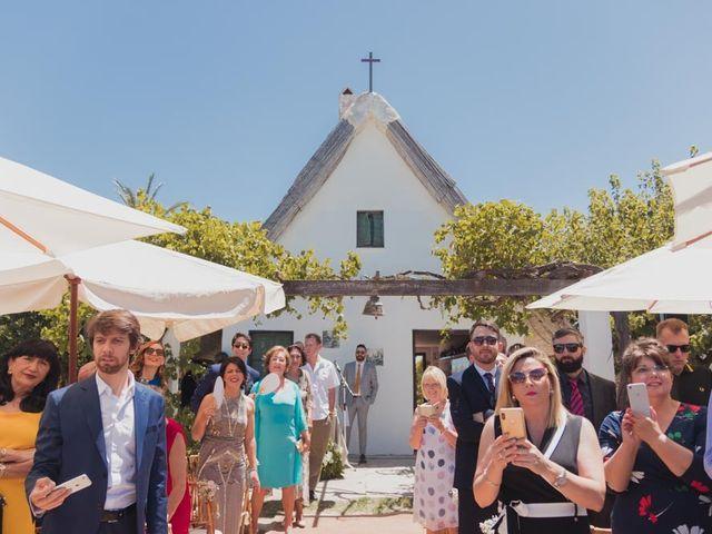 La boda de Simon y Veronica en Valencia, Valencia 16