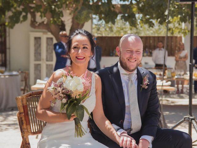 La boda de Simon y Veronica en Valencia, Valencia 21