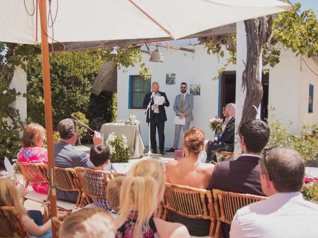 La boda de Simon y Veronica en Valencia, Valencia 25