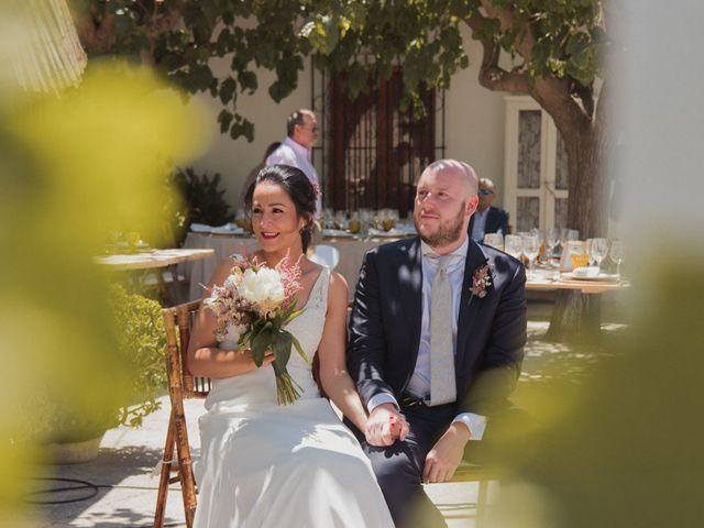 La boda de Simon y Veronica en Valencia, Valencia 28