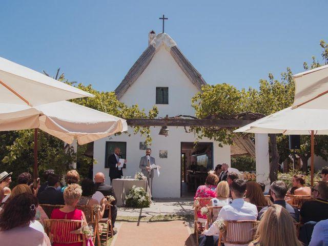 La boda de Simon y Veronica en Valencia, Valencia 29