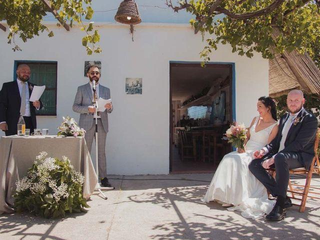La boda de Simon y Veronica en Valencia, Valencia 30