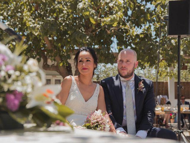 La boda de Simon y Veronica en Valencia, Valencia 35