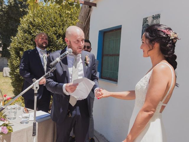 La boda de Simon y Veronica en Valencia, Valencia 37