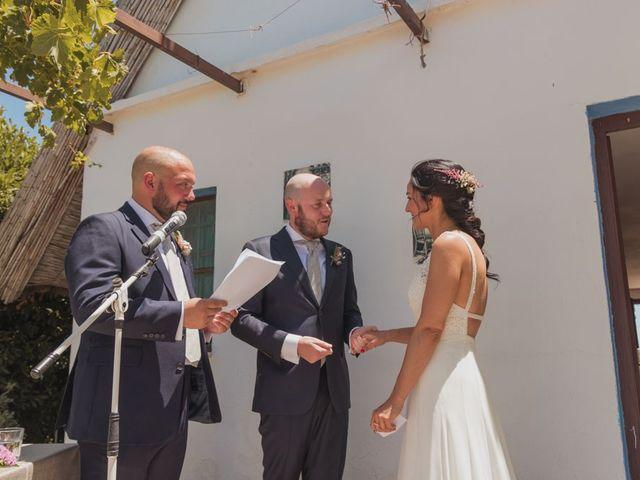 La boda de Simon y Veronica en Valencia, Valencia 40