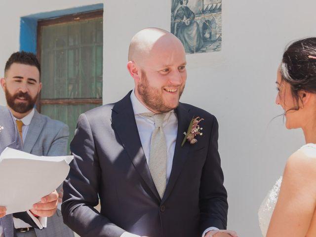 La boda de Simon y Veronica en Valencia, Valencia 41