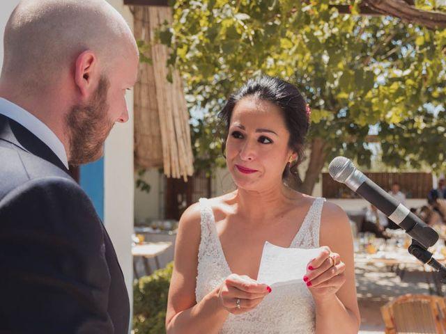 La boda de Simon y Veronica en Valencia, Valencia 45